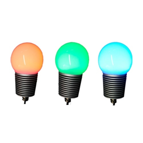 DMX RGB Color Changing and Dimming 80mm Shape LED Pendant Light Ball
