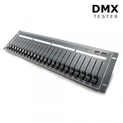 simple DMX lighting console
